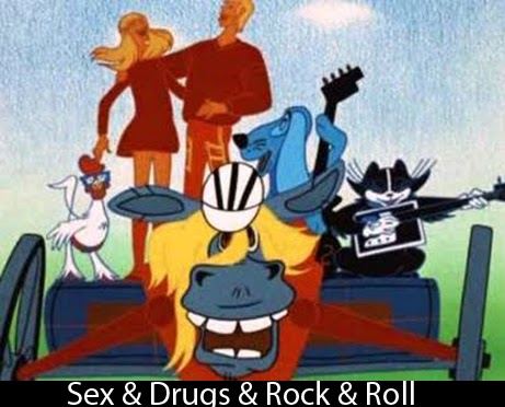 sex drugs and rocknroll