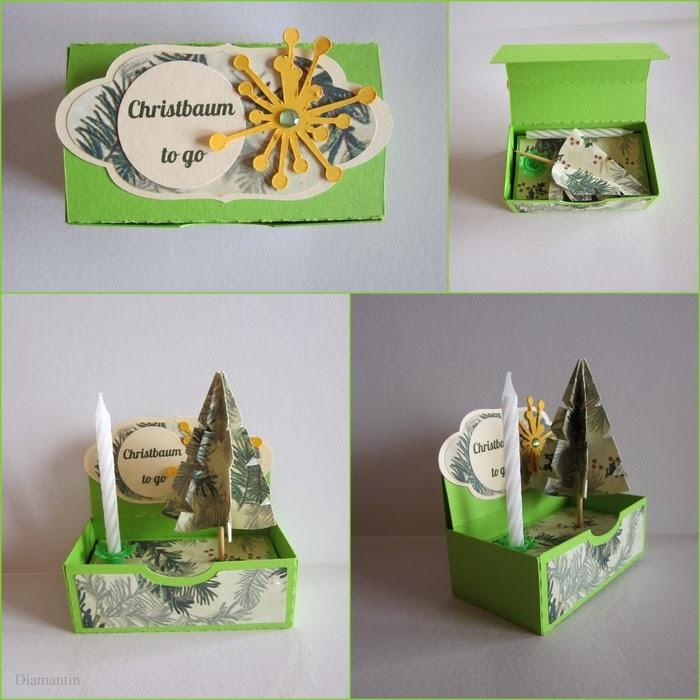 diamantin s hobbywelt christbaum to go. Black Bedroom Furniture Sets. Home Design Ideas