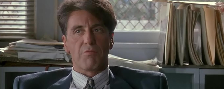 Best Actor: Best Supporting Actor 1992: Al Pacino in ...