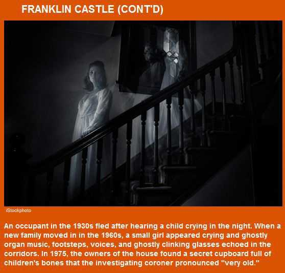 Haunted Places In Usa: Hmmpedia: Top 10 Haunted Houses In America