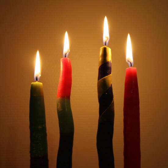 Kynttilöitä lapsilta Anneli Auerille vankilaan jouluna 2009