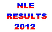 NLE Results June - July 2012.