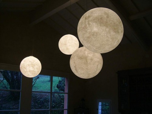 For creating a chilled out bohemian Interior   Habitat s wonderful Moon  lamps designed by Buzz Aldridge. Moon to Moon  Creating a bohemian bedroom   Pt 1  Lighting