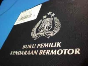 Contoh Surat Kuasa Pengambilan BPKB STNK Motor - Mobil