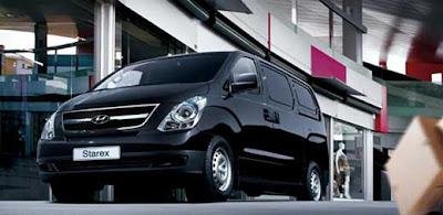 Hyundai Starex 2.4MT/2.5MT