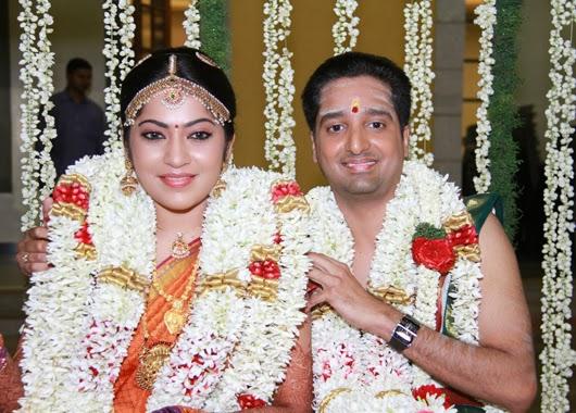 Vijay Tv Anchor Ramya Wedding Stills