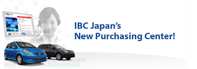 IBC Japan Used Car Purchasing Center