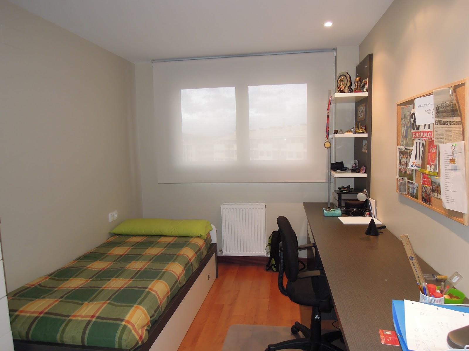 Fotos de cortinas dormitorio juvenil 2012 - Cortinas habitaciones juveniles ...