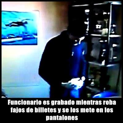 funcionario-ladron-estupido-grabado