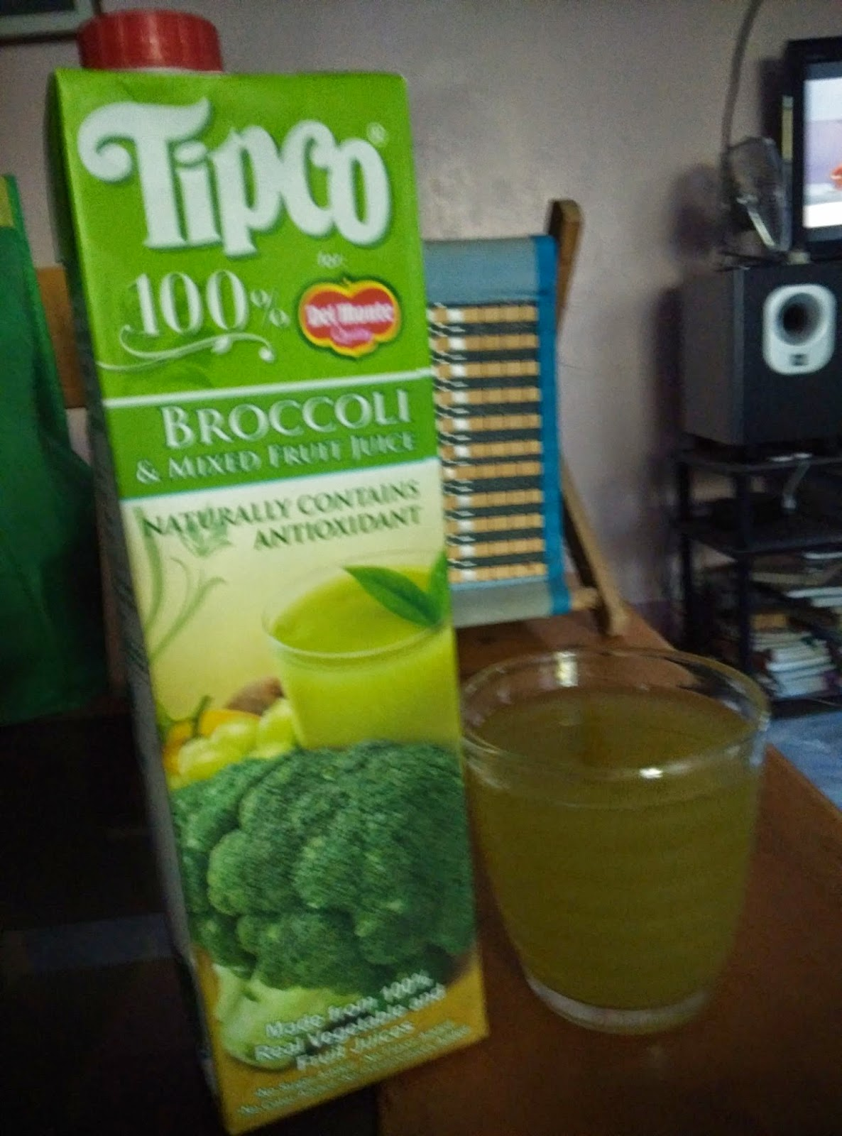 tipco juice review