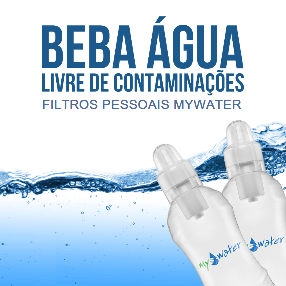 filtro pessoal mywater
