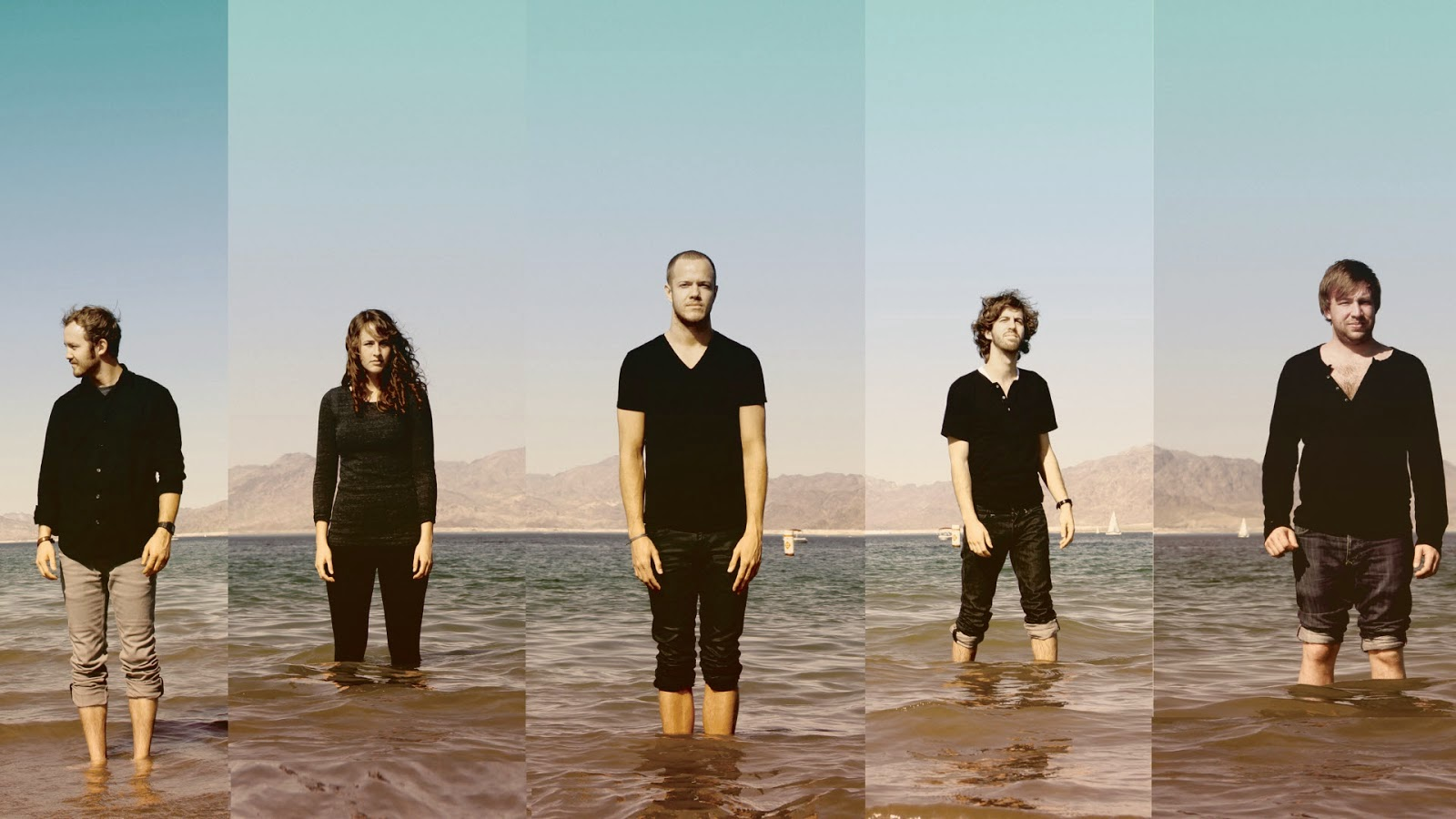 "Ouça ""I Bet My Life"" nova música do Imagine Dragons"