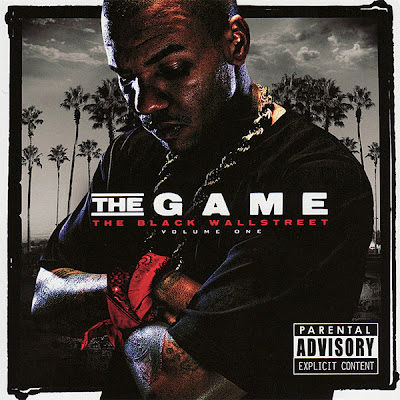 Game & DJ Infamous Haze - The Black Wall Street Vol. 1  Cover
