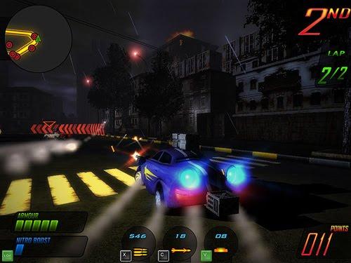 Apocalypse Motor Racers jogos de corrida