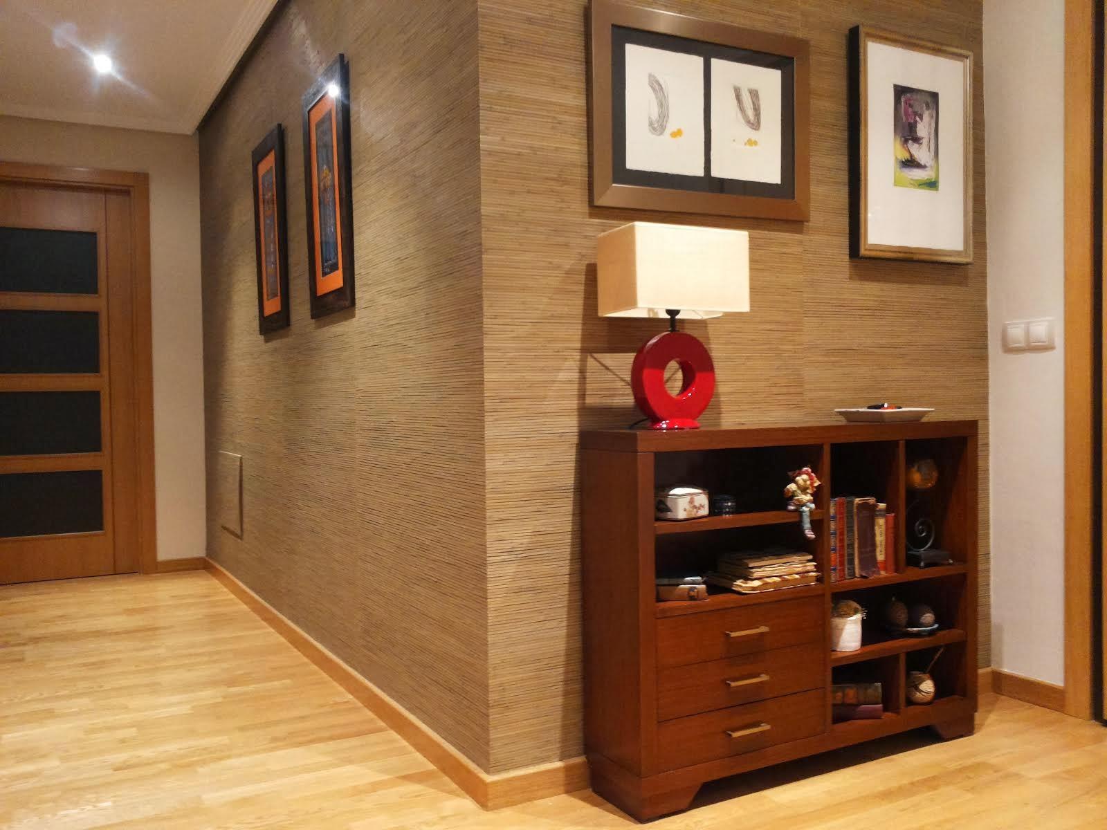 El blog de casa nueva noviembre 2013 for Revestimiento pared salon
