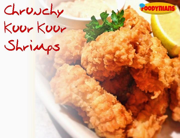 Prawns-shrimps-chrunchy-sea food-recipes