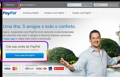[Tutorial] Criar conta do PayPal Verificada