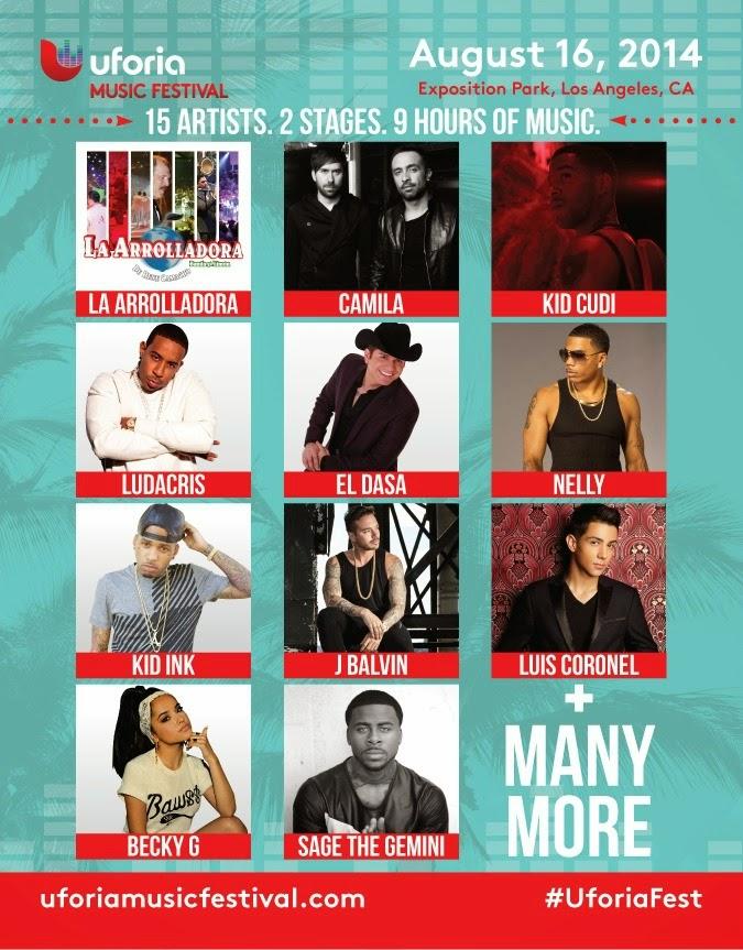 Tickets to Uforia Musical Festival // #UforiaFest