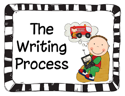writing process for first grade