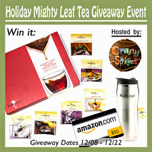 Mighty Leaf Tea Blogger Event!
