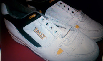 Classic Bally Sneakers.......SPORT!