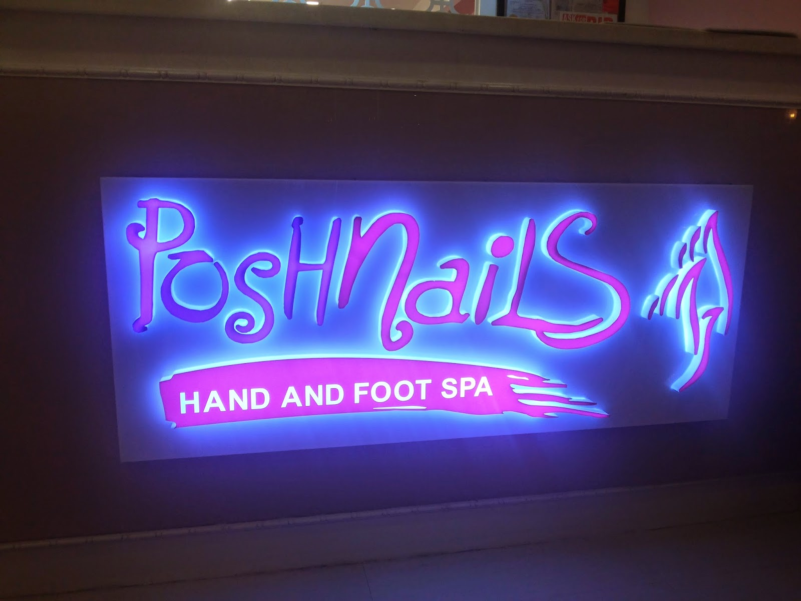 Posh Nails Perea