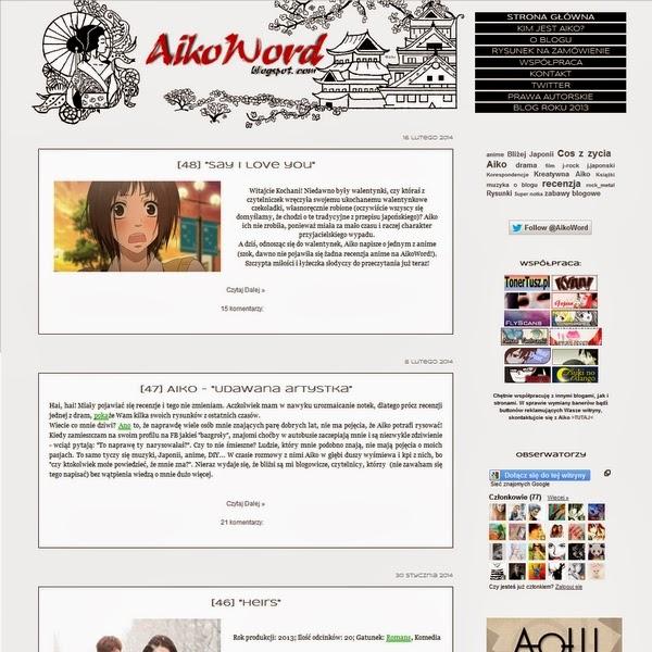 http://aikoword.blogspot.com/
