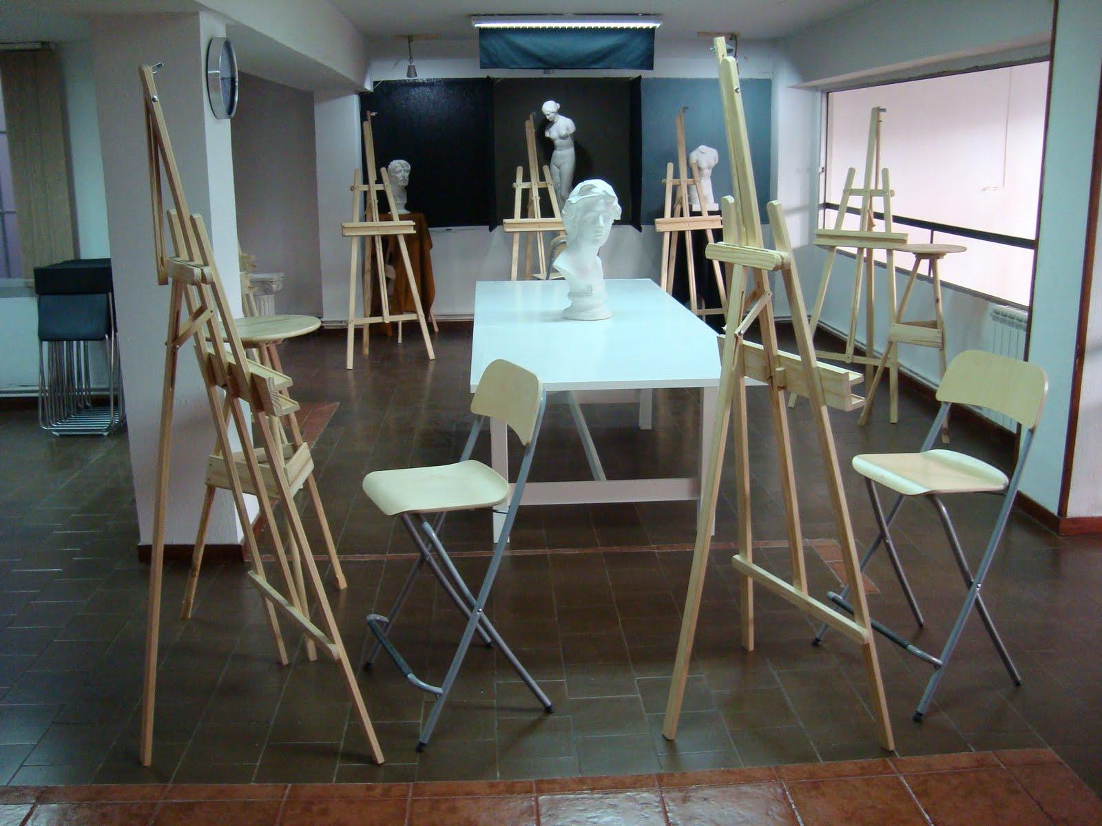 Sala de pintura. DSC07003