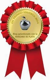 Manzana de Plata. III Premios Eduteca