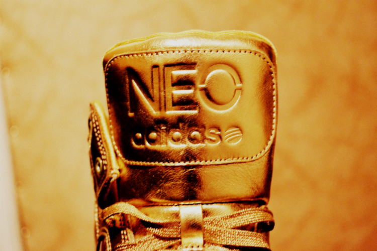 adidas neo gold shoes justin bieber findmygoldshoes miami