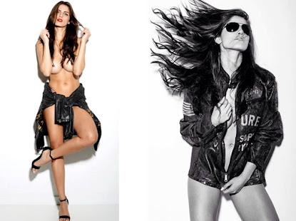 A modelo Aline Franzoi deixa fãs mais uma vez boquiabertos com fotos de dar água na boca