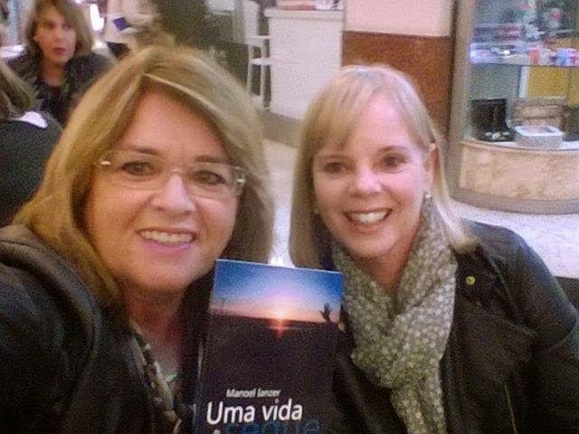P. Alegre - Sandra Perrone e Magda Bazerque