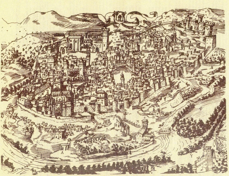 Plasencia. Siglo XVI