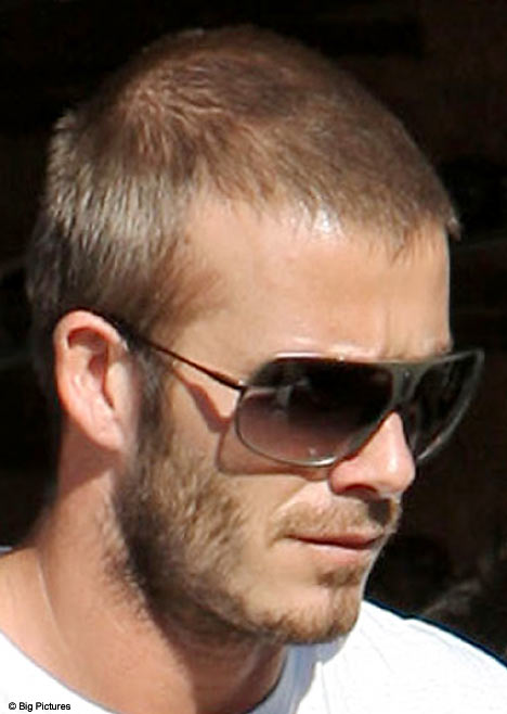 Fashion Hairstyles: David Beckham Haircuts Hair Styles