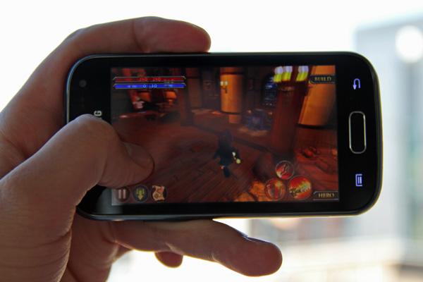 Galaxy Ace 2 Oyunları