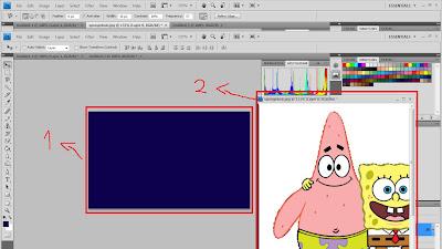 Potong,gambar,Photoshop