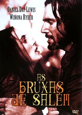 Filme As Bruxas de Salem DVDRip RMVB Dublado