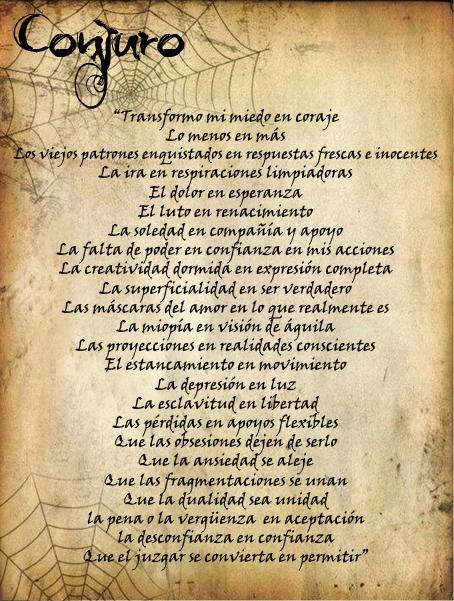 Ritual de la bolsita de las liberaciones tilia 39 s blog - Como atraer la suerte a mi vida ...