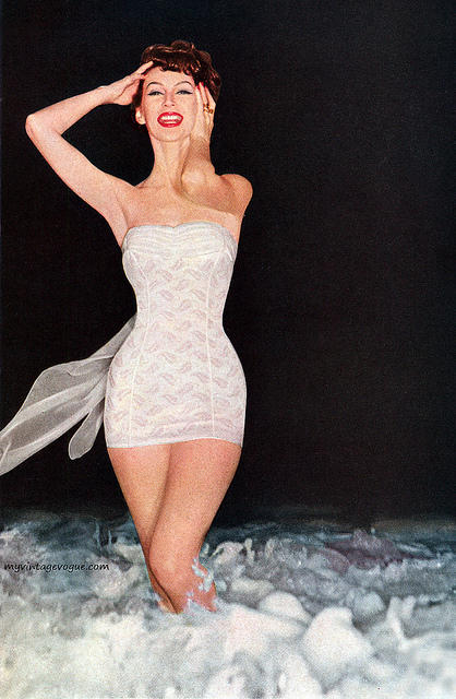 vintage everyday: Vintage Swimwear Fashion from the 1930s ...