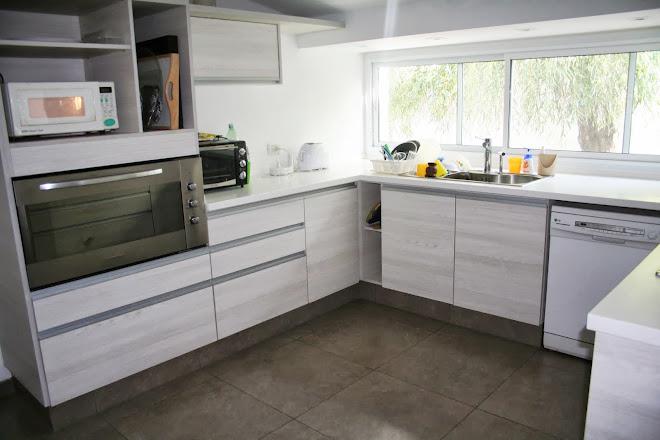 Allende amoblamientos for Severino muebles cocina alacena melamina blanca