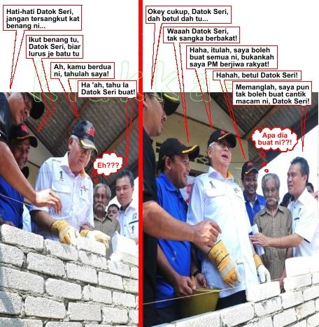 Kelakar Perumpamaan 1Malaysia: Hancur Umpama Altantuya Diikat Bom (Funny 1Malaysia Simile: Shattered Like Altantuya Tied To A Bomb) www.klakka-la.blogspot