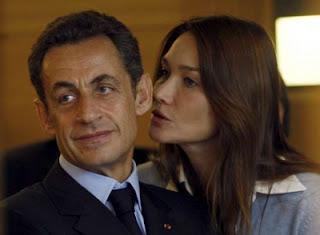 bruni embarazada carla hijo Sarkozy