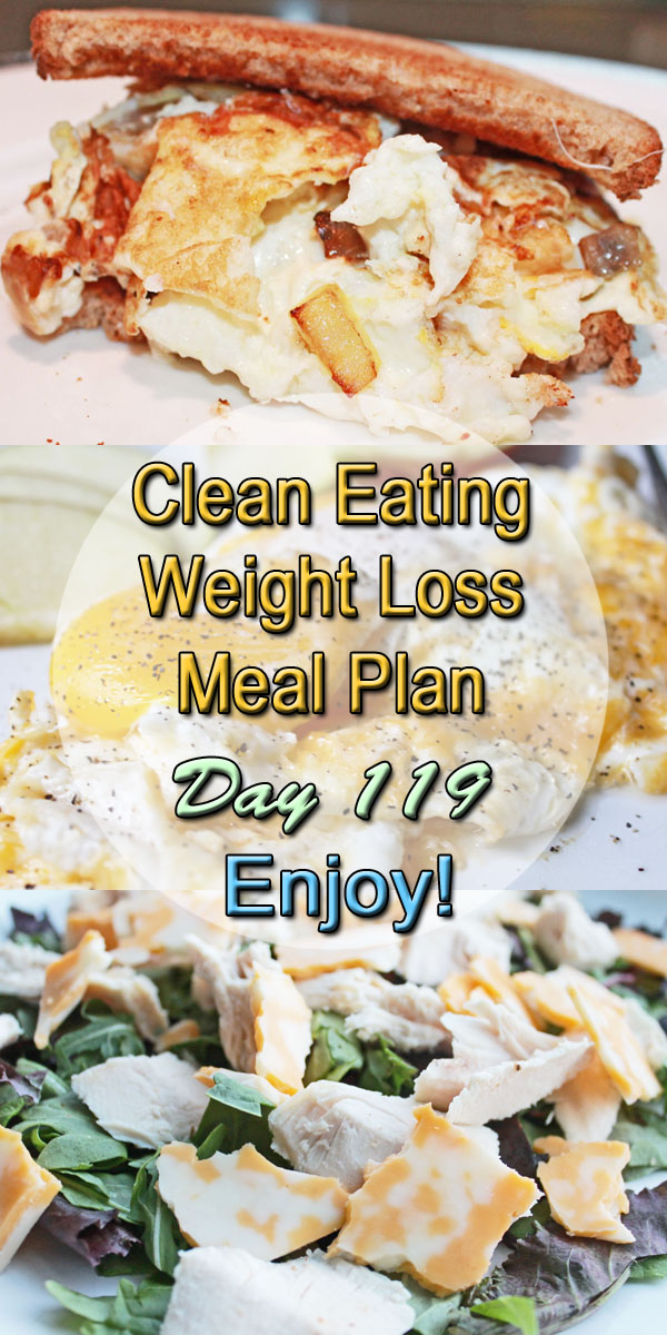 clean eating meal plan 119