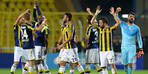 Fenerbahçe Gençlerbirliği Maçı