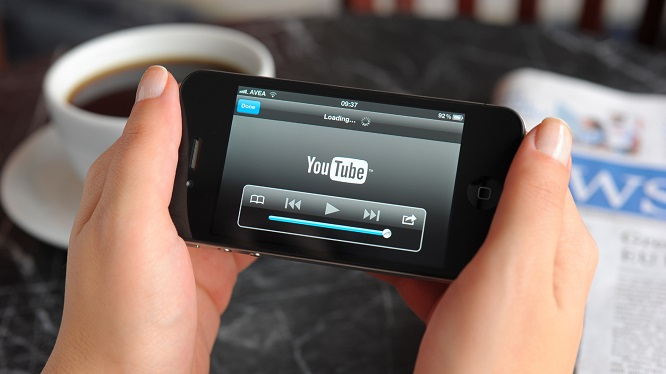 Mobile Video Marketing Streaming