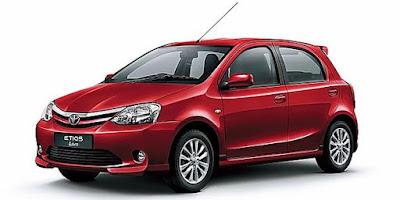 Toyota Etios Liva: mobil murah Indonesia