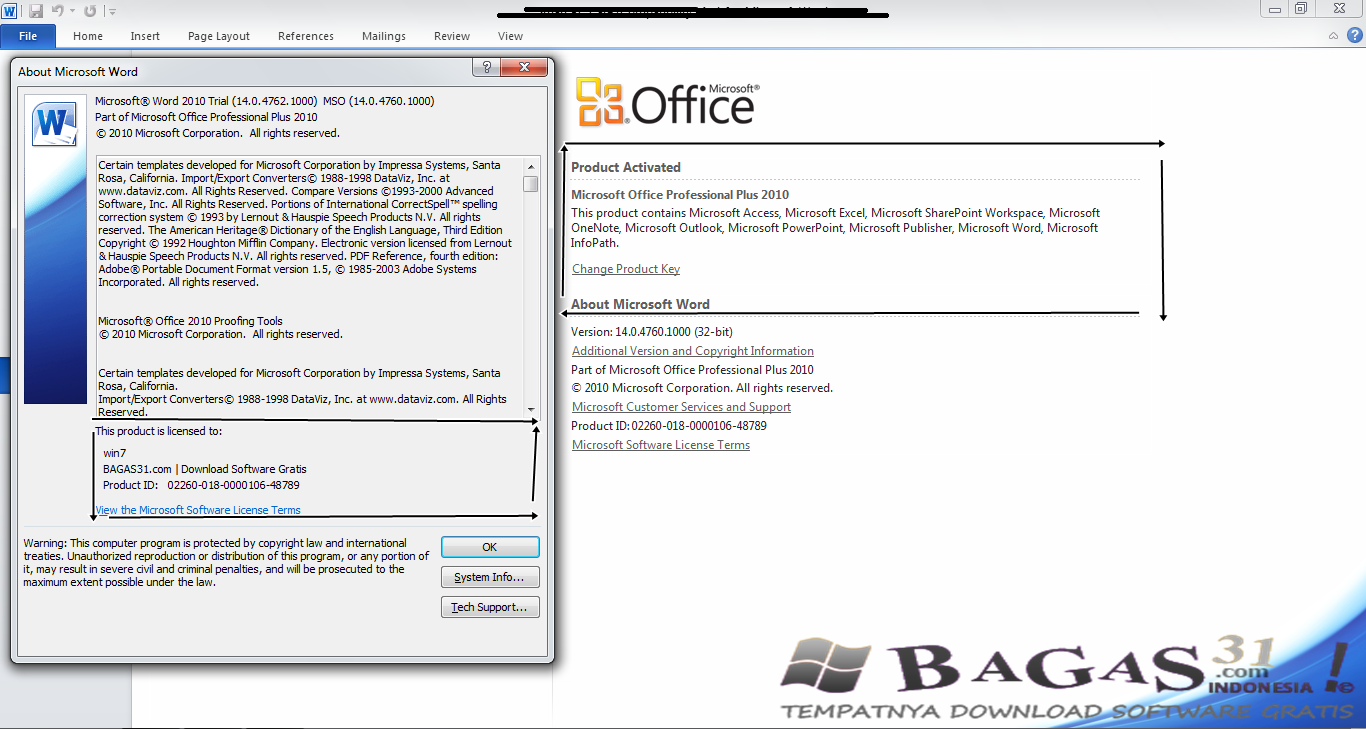activator office 2010 bagas31