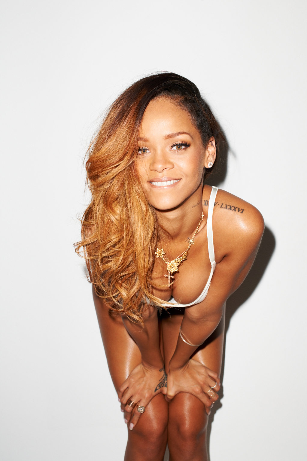Rihanna - cc:by-sa - Fuente Wikipedia : Author: Ilikeriri