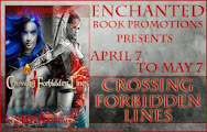 CROSSING FORBIDDEN LINES Tour & Giveaway