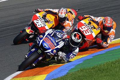 Lorenzo: Semua Ini Gara-gara Marc Marquez